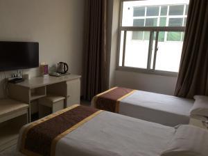 Jinghua Hotel Shijiazhuang Gaocheng, Отели  Gaocheng - big - 11