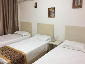 Jinghua Hotel Shijiazhuang Gaocheng, Отели  Gaocheng - big - 4