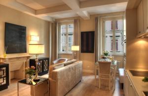 Gold Ognissanti Suite