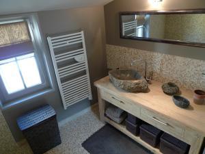 Gite Nuance, Dovolenkové domy  Saint-Aignan - big - 4