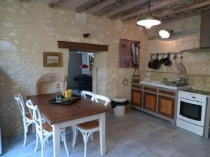 Gite Nuance, Dovolenkové domy  Saint-Aignan - big - 5
