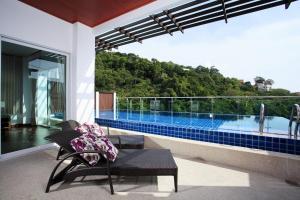 Bliss In Phuket, Апартаменты  Патонг-Бич - big - 6