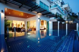 Bliss In Phuket, Апартаменты  Патонг-Бич - big - 5