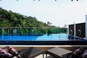 Bliss In Phuket, Апартаменты  Патонг-Бич - big - 11