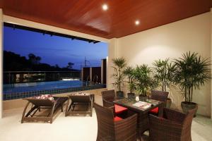 Bliss In Phuket, Апартаменты  Патонг-Бич - big - 8