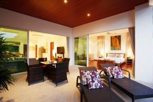 Bliss In Phuket, Апартаменты  Патонг-Бич - big - 22