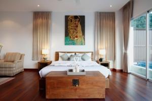 Bliss In Phuket, Апартаменты  Патонг-Бич - big - 17
