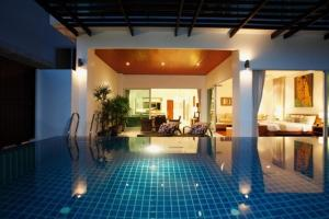 Bliss In Phuket, Апартаменты  Патонг-Бич - big - 14