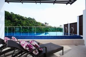 Bliss In Phuket, Апартаменты  Патонг-Бич - big - 24