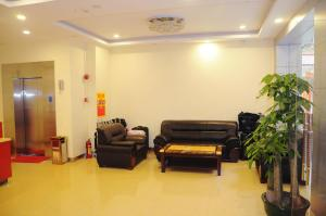 Instal·lacions recreatives Guangzhou 123 Business Apartment