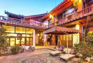Xiangzuo Time Biyuntian Inn