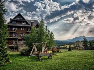 Hotel Carpatia Bieszczadzki Gosciniec