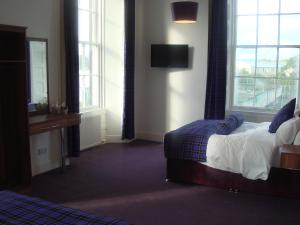 Scotia Airport Hotel, Hotels  Paisley - big - 14
