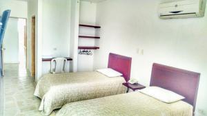 Del Parque Hotel, Hotels  Corozal - big - 10
