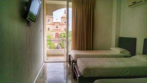 Del Parque Hotel, Hotels  Corozal - big - 23