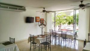 Del Parque Hotel, Hotels  Corozal - big - 34