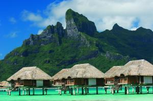 Four Seasons Resort Bora Bora, Resort  Bora Bora - big - 19