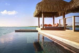 Four Seasons Resort Bora Bora, Resort  Bora Bora - big - 3