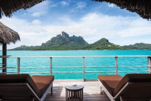 Four Seasons Resort Bora Bora, Resort  Bora Bora - big - 21