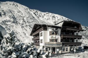Hotel Jagdhof - Obergurgl-Hochgurgl