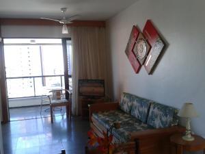 Flat Via Venetto Meirelles, Apartmány  Fortaleza - big - 52
