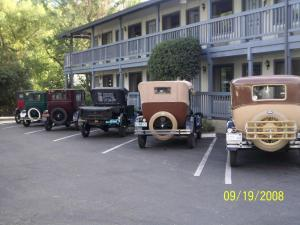 Gold Country Inn, Мотели  Placerville - big - 8