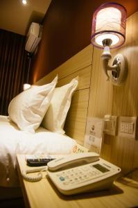 Tiandi Renhe Business Hotel Jinan Quancheng Square
