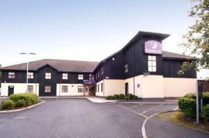Хорвич - Premier Inn Bolton West