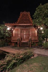 Omah Kecebong, Vendégházak  Yogyakarta - big - 1