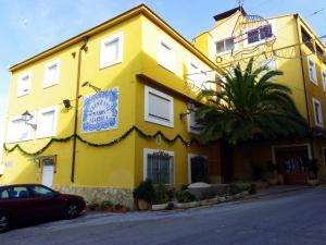 Casa Rural Montcabrer, Ferienhöfe  Agres - big - 21