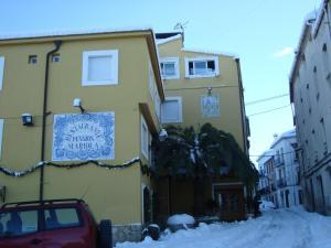 Casa Rural Montcabrer, Venkovské domy  Agres - big - 2
