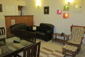 Royal Castle Service Apartment, Ferienwohnungen  Nedumbassery - big - 31