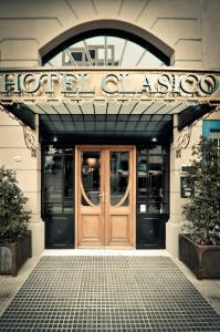Буэнос-Айрес - Hotel Clasico