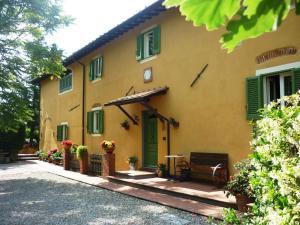 Casale Ginette, Vidiecke domy  Incisa in Valdarno - big - 18