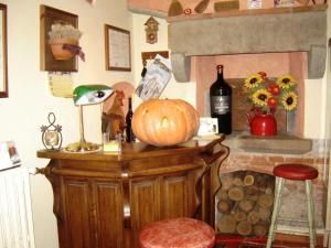 Casale Ginette, Ferienhöfe  Incisa in Valdarno - big - 23