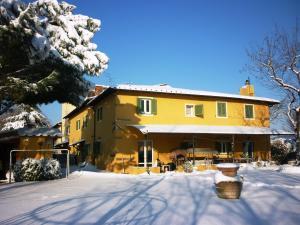 Casale Ginette, Vidiecke domy  Incisa in Valdarno - big - 19