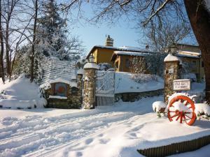 Casale Ginette, Vidiecke domy  Incisa in Valdarno - big - 21