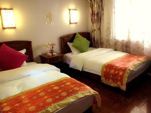 Lijiang Jinsheng Youyue Inn, Affittacamere  Lijiang - big - 24