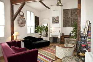 10th District apartments - Canal Saint Martin area