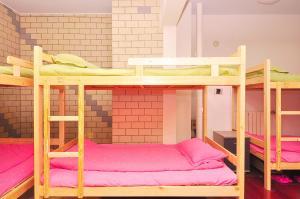 Jinan Nest International Youth Hostel, Хостелы  Цзинань - big - 3