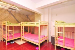 Jinan Nest International Youth Hostel, Хостелы  Цзинань - big - 11