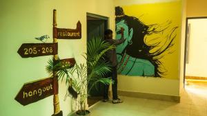 Zostel Varanasi, Hostels  Varanasi - big - 9