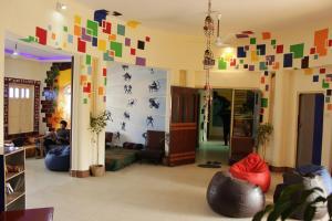 Zostel Varanasi, Hostels  Varanasi - big - 3