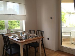 Apartments Papalinna, Апартаменты  Малинска - big - 9