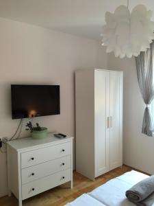 Apartments Papalinna, Апартаменты  Малинска - big - 8
