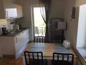 Apartments Papalinna, Апартаменты  Малинска - big - 21
