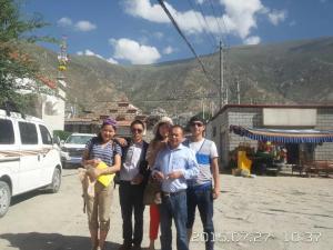Yuxuan Guesthouse, Vendégházak  Lhásza - big - 16