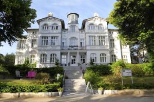 Aparthotel Seeschlösschen, Apartmanok  Zinnowitz - big - 44
