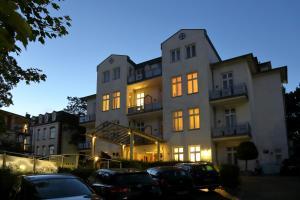 Aparthotel Seeschlösschen, Apartmanok  Zinnowitz - big - 47