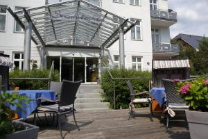 Aparthotel Seeschlösschen, Apartmanok  Zinnowitz - big - 45